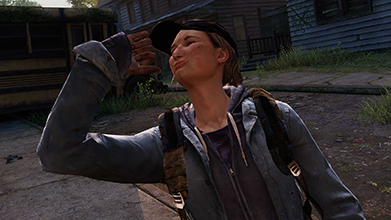 The Last of Us – New Add-Ons: Gestures and Head Items