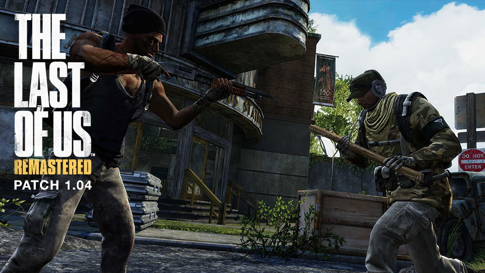 Patch 1.04 for The Last of Us Remastered will be made available globally ov