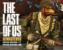 The Last of Us Patch 1.11 and 1.06 - New MP Add-Ons