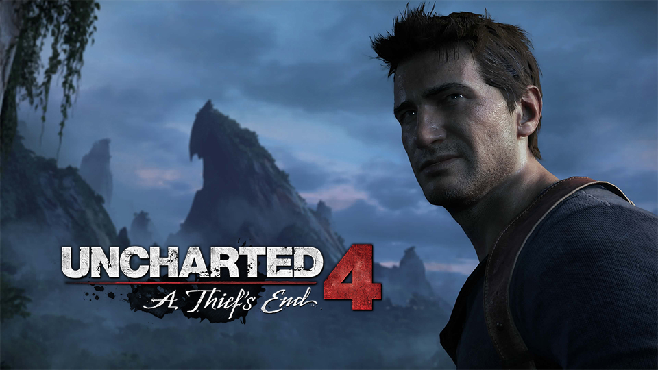 PSX: Uncharted 4: A Thief's End First Gameplay