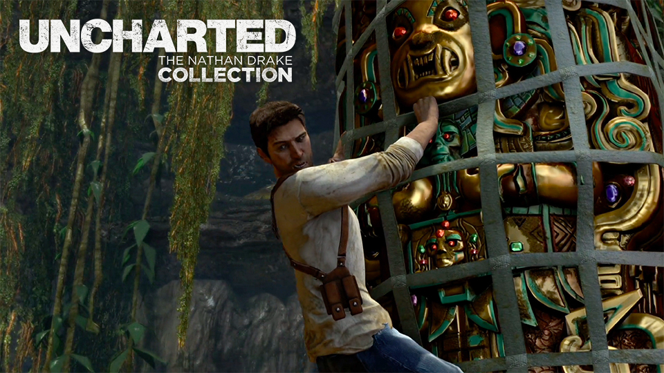 Uncharted: The Nathan Drake Collection Gets A Single Player Demo (Remember Those?)