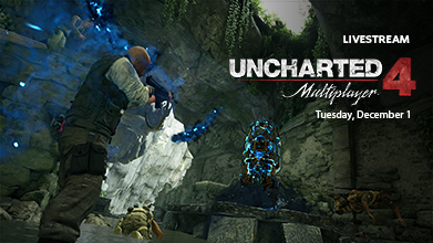 Uncharted 4 Multiplayer Beta Stream