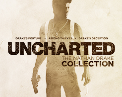 New UNCHARTED Merch from the Collection
