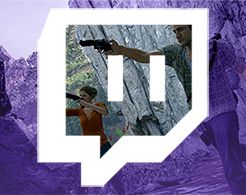 Uncharted 4 Multiplayer Twitch broadcast - Fri, May 13